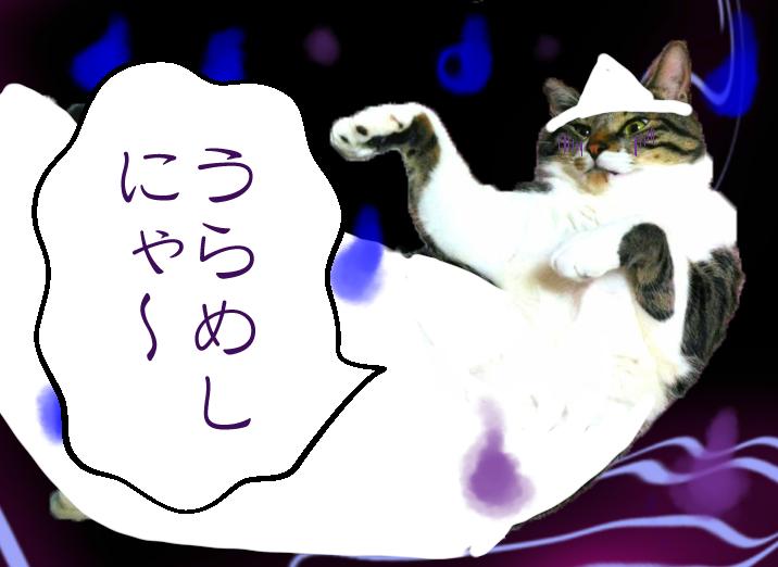 化け猫大福
